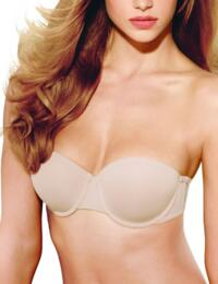 854219 Wacoal Red Carpet Strapless Bra - 854219 Nude