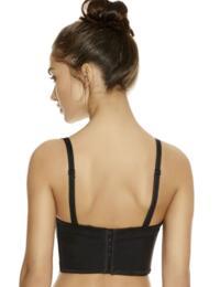 1462 Freya Deco Shapewear Longline Strapless Bra - 1462 Black