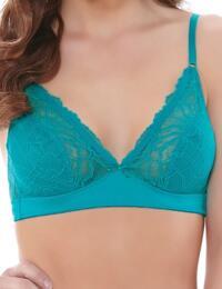 910236 B.tempt'd B.gorgeous Bralette  - 910236 Tile Blue