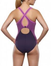 Freya Active Soft Cup Swimsuit Purple Damson  3989 - 3989  Swimsuit