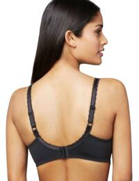 855203 Wacoal Supporting Role Full Cup Bra - 855203 Black