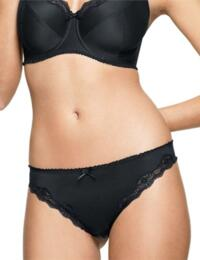 3985 Antoinette Brief by Freya SALE - Black
