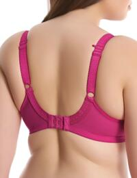 4010 Elomi Carmen Plunge Bra Stretch - 4010 Passion Pink