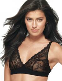 835155 Wacoal Seduction Lace Bralette - 835155 Black