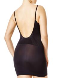 837375 Wacoal B-Smooth Underwired Slip Dress - 837375 Black