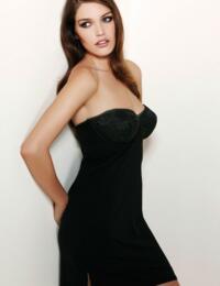 SU0160 Charnos Superfit Multiway Slip Dress SALE - SU0160 black