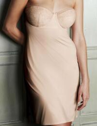 SU0160 Charnos Superfit Multiway Slip Dress SALE - SU0160 blush