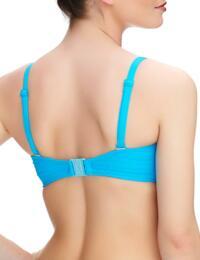 6281 Fantasie San Sebastian Multiway Bandeau Bikini Top - 6281 Azure