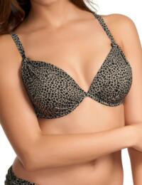 5802 Fantasie Madagascar Padded Plunge Bikini Top - 5802  Plunge top