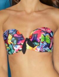 69000 Pour Moi? Copacabana Padded Strapless Bikini Top - 69000 Strapless Bikini Top