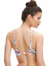 6323 Fantasie Agra Padded Full Cup Bikini Top - 6323 Full Cup Bikini Top