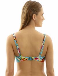 SW1022 Panache Leila Balcony Bikini Top Tropical Print - SW1022 Tropical Print
